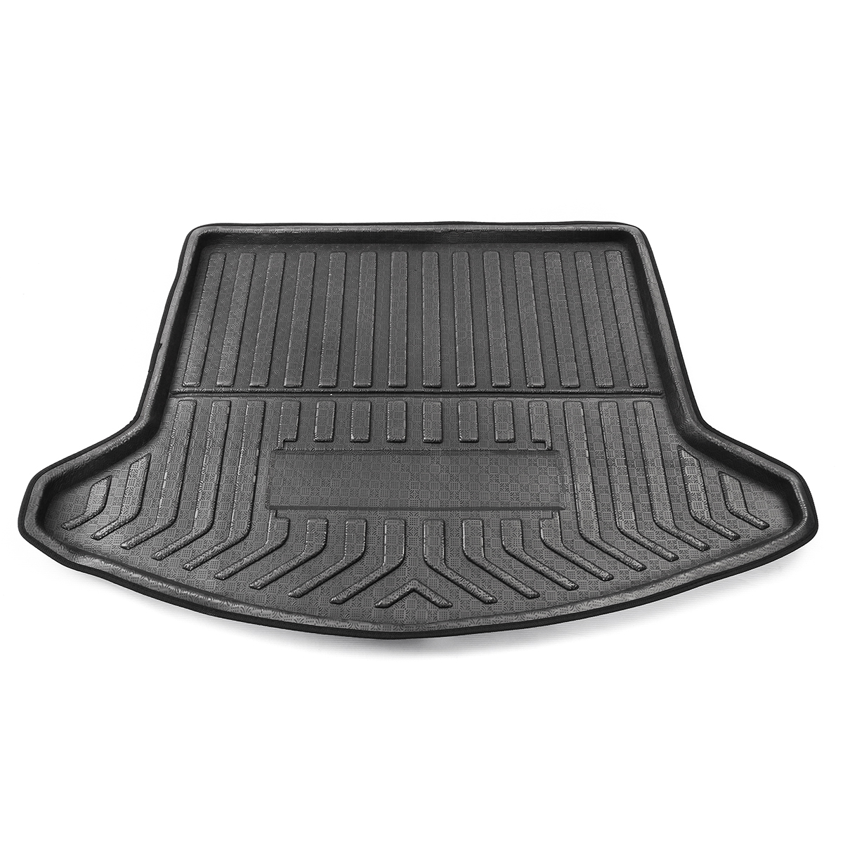pe car rear boot trunk cargo dent floor protector mat tray for mazda cx 5 cx5 mk2 17 18. Black Bedroom Furniture Sets. Home Design Ideas
