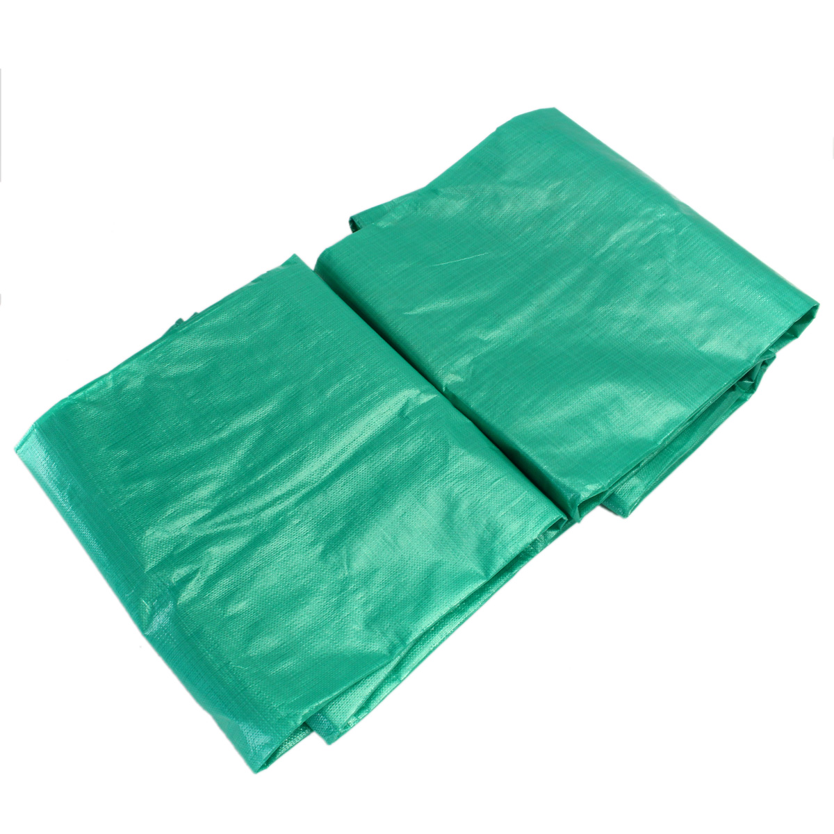 PE 63.6m/19.711.8ft Outdoor Waterproof Camping Tarpaulin Field Camp Tent Cover Car Cover Canopy