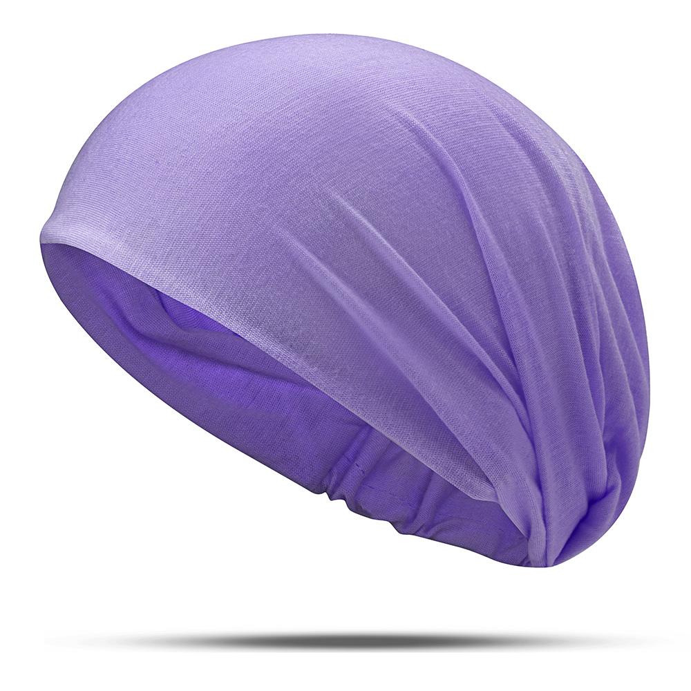 Womens Cotton Good Elastic Wicking Yoga Headband Wide-Brimmed Headwear for Running Cycling