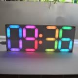 Geekcreit Large Size Rainbow Color Digital Tube DS3231 Clock DIY Kit