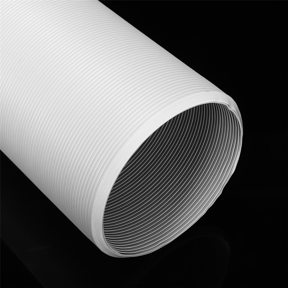 118 Inch Air Conditioner Exhaust Hose Tube Steel Wire Fits Air Conditioner 6 Inch Diameter Vent Hose