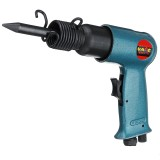 4500rpm Air Hammer Heavy Duty 1/4 inch with 4 Chisels For Chipping Riveting Cutting Piercing Hammers