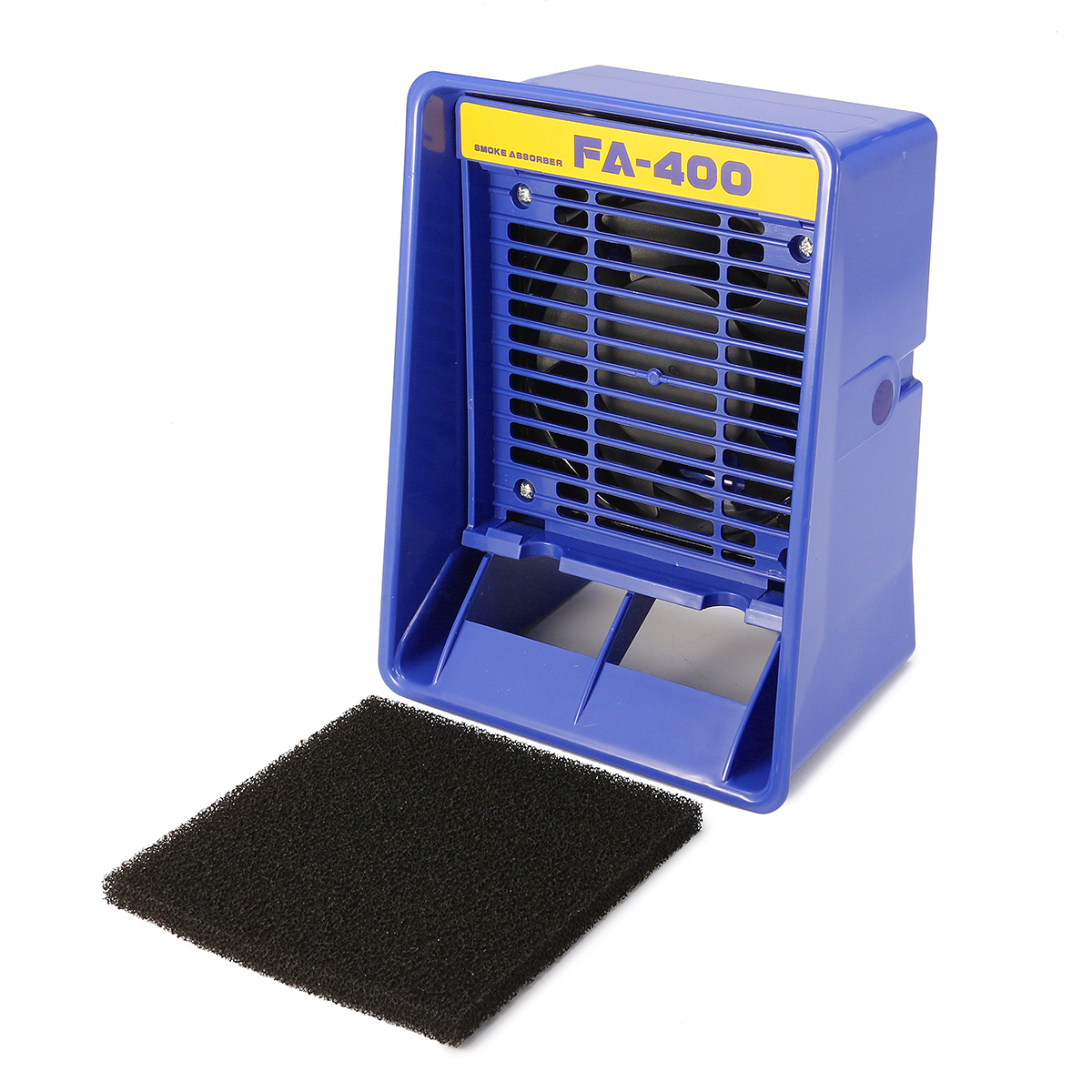 110V Solder Station Smoke Absorber Remover Fume Extractor filter Sodering Fan