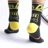 DH Sports Mens Womens Cycling Cushion Crew Sock Outdoor Anti Skid Deodorization Warm Socks