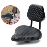 BIKIGHT AU Adult Bicycle Tricycle Seat Child Cycling Bike Seat Cushion Back Saddle With Rest Support
