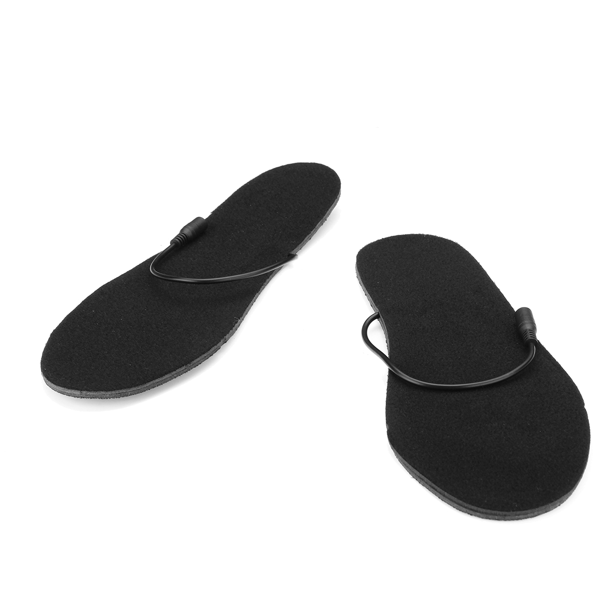 Electric Heated Shoe Insole Cut-to-Fit Warm Socks Feet Heater USB Foot Winter Warmer Pads Insoles