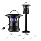 Garden USB Electronic Mosquito Killer Lamp Outdoor Mosquito Dispeller Trap Bug Insect Killer Zapper
