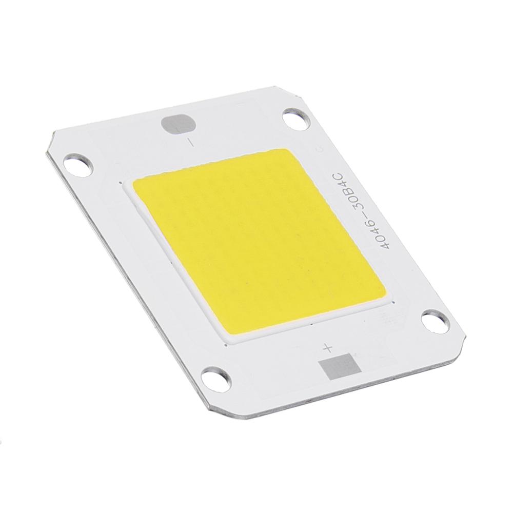 DC12V-14V 50W COB LED Chip White / Warm White / Full Spectrum Plant Grow Light DIY for Indoor