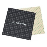 400*400mm Reuse Heated Bed Hot Bed Platform Sticker With Upgraded Backing For 3D Printer Part