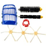 9pcs Vacuum Cleaner Accessories Brush Set For iRobot Roomba 600 Series 620 630 650
