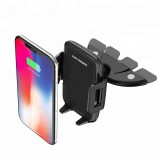 Bakeey Universal 10W Fast Qi Wireless Car Charger for Samsung S8 S9 Note 8 for iPhone 8