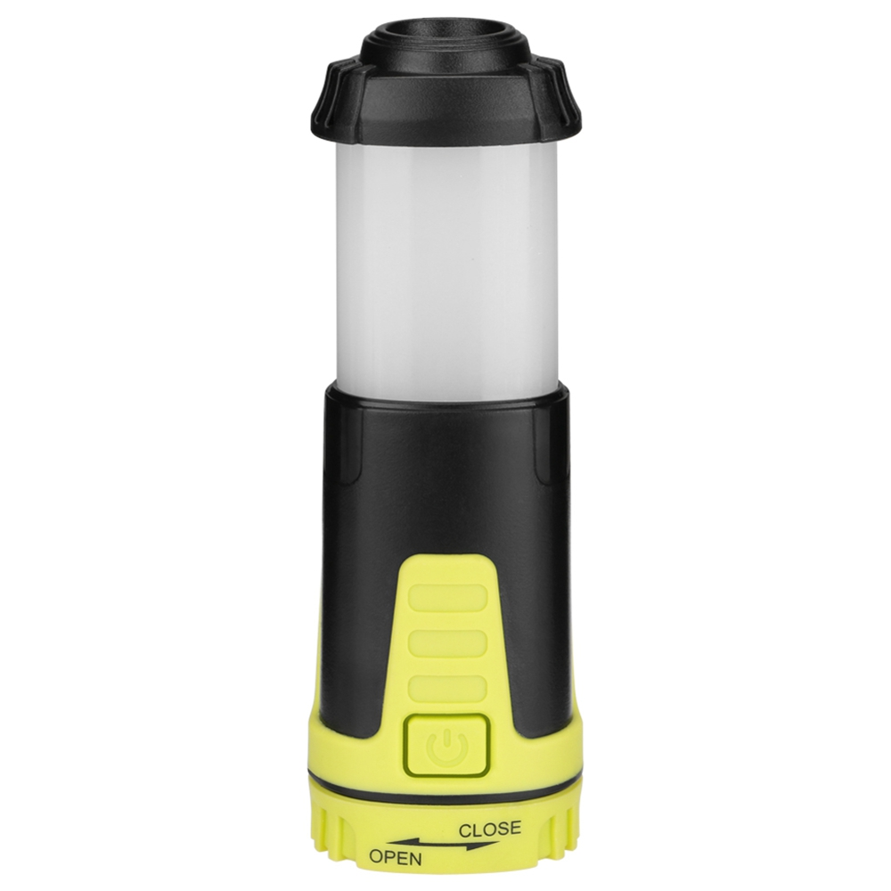 Portable Mini Retractable Magnetic Camping Light LED Flashlight Outdoor Multifunctional Tent Lantern