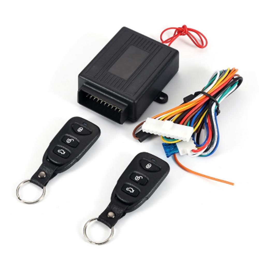 Central Lock Universal Remote Car Auto Vehicle Car Alarm System Keyless Entry System Door Lock Kit