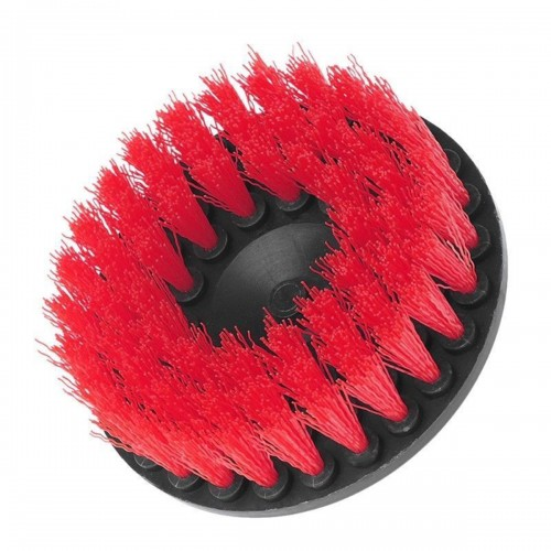 5 Inch Drill Brush Tub Cleaner Scrubber Cleaning Brush for Tile Grout Car Cleaning