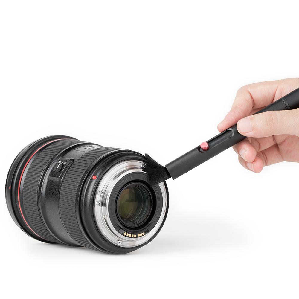PGYTECH Camera Lens Dust Cleaning Brush Pen for DJI Mavic 2 Zoom Pro/AIR/Spark/Phantom 3/4 Pro OSMO