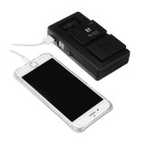 Palo LP-E17-C USB Rechargeable Battery Charger Mobile Phone Power Bank for Canon LP-E17