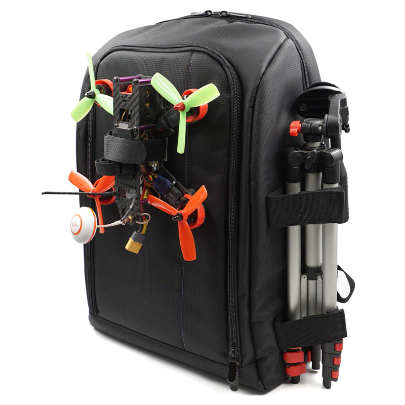 Betaflight Hive Backpack for FPV Drone Competition for DIY RC Racing Drone Case