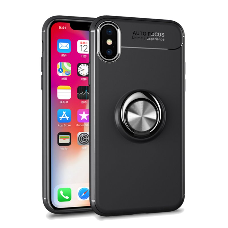 iphone xs case ring grip