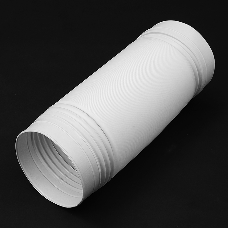 "150cm Flexible Portable Exhaust Hose PVC Tube Fits Air Conditioner 5"" Dia Vent Hose"