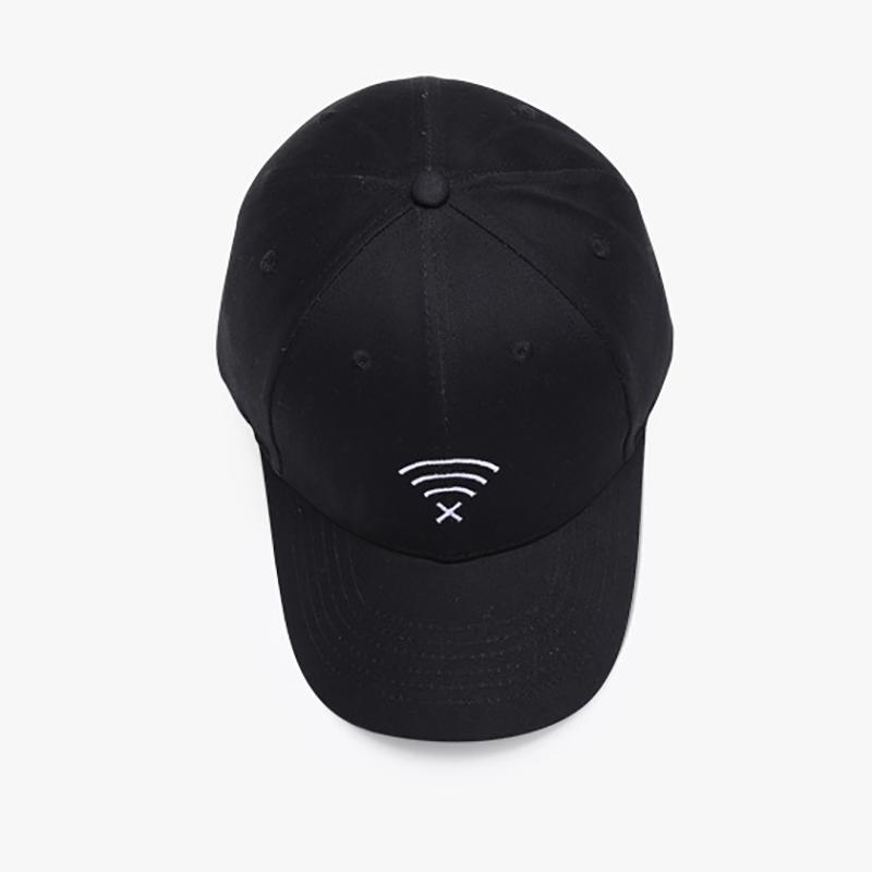 NUZADA Cotton Baseball Cap Snapback Embroidery Hat Hip-Hop Men Women Cycling Bike Bicycle Hat