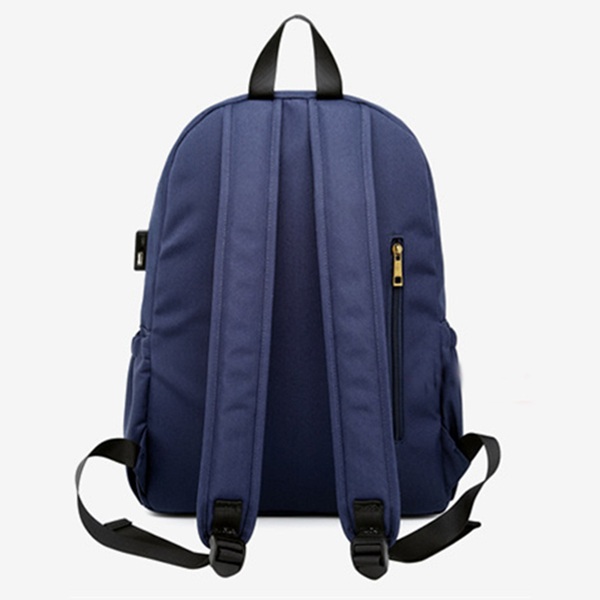15.6 Inch USB Laptop Backpack Waterproof School Bag Travel Camping Handbag Shoulder Bag