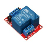 BESTEP 1 Channel 24V Relay Module 30A With Optocoupler Isolation Support High And Low Level Trigger