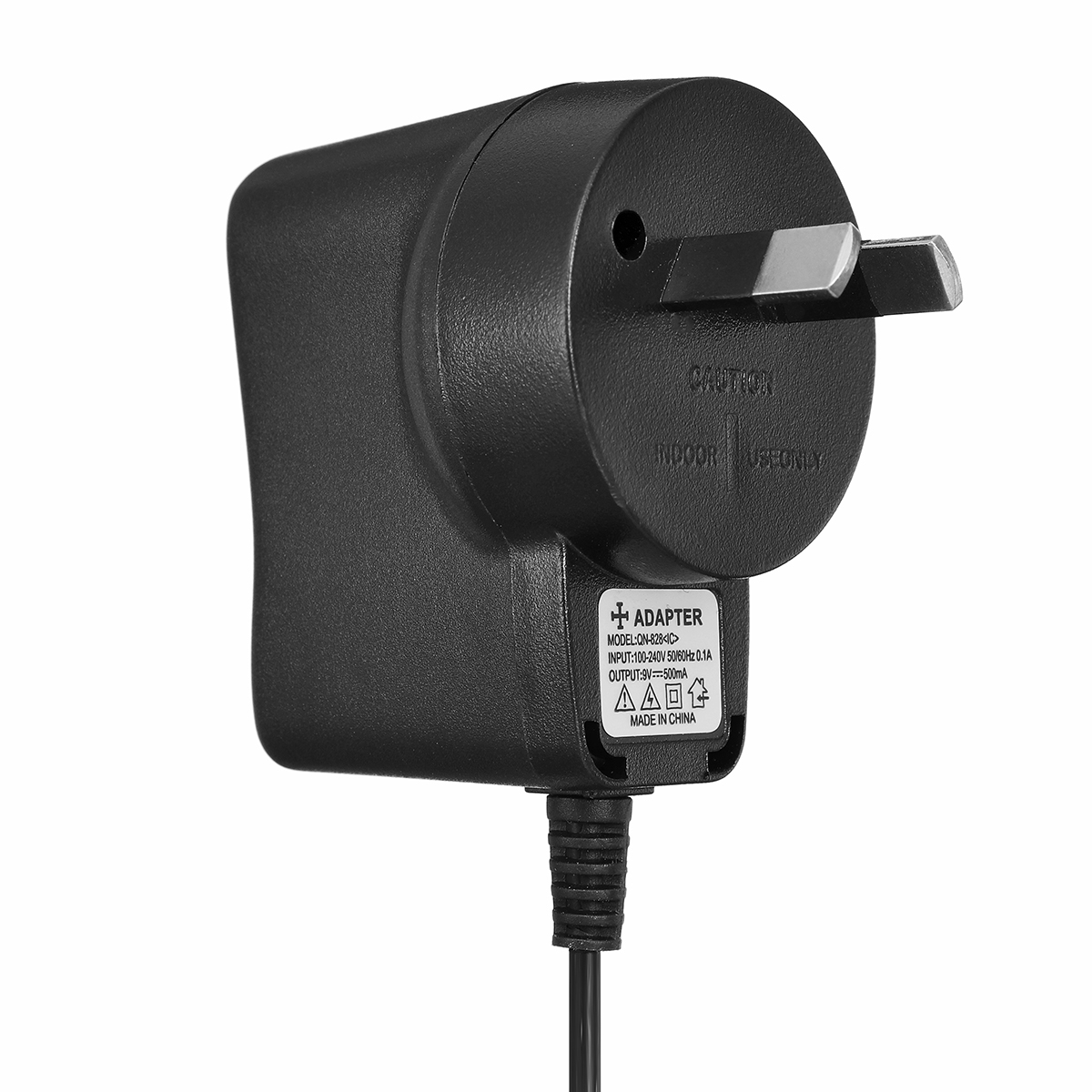6V 0.5A Battery DC5.5X2.1 Charger Adapter for Solar Power System AU/EU/US Plug
