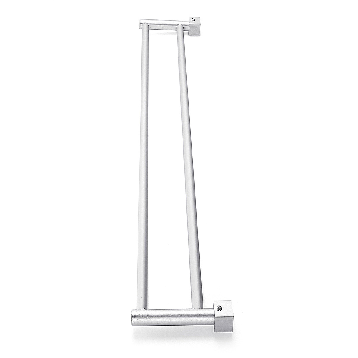Bathroom Double Towel Holder Rail Rack 2 Bar 60cm Stainless Steel Hanger Wall Mount