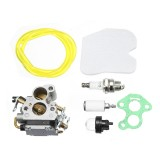 Carburetor Carb Kit For Husqvarna 235 236 240 240E Chainsaw 545072601 574719402