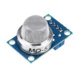 5pcs MQ-5 Liquefied Gas/Methane/Coal Gas/LPG Gas Sensor Module Shield Liquefied Electronic