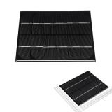 6V 6W Mini Monocrystalline Silicon Solar Panel Photovoltaic Panel