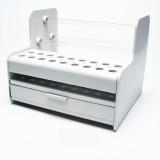 Mainframe Parts Storage Box Mobile Phone Maintenance Component Box Screwdriver Tweezers Tool Box