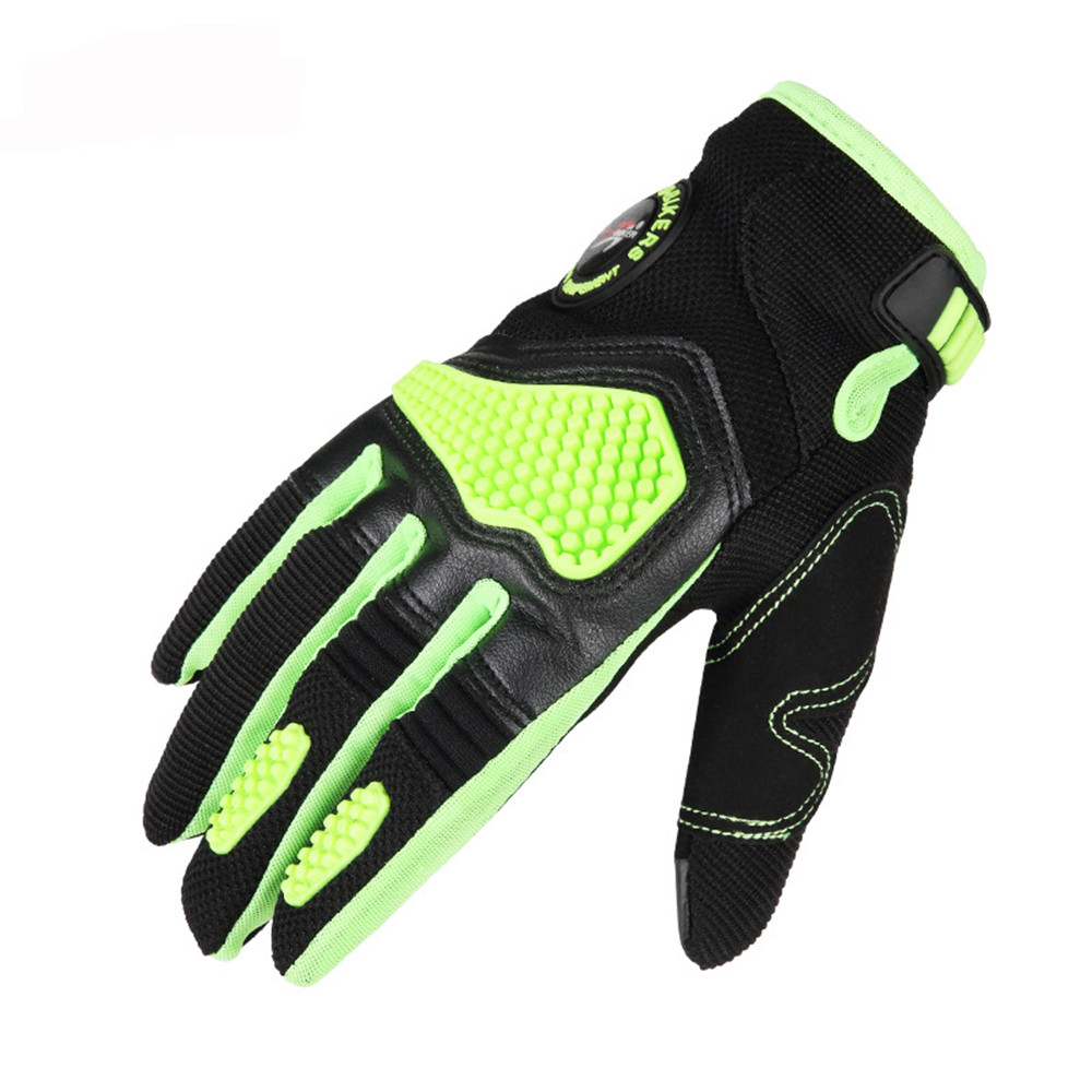 PRO-BIKER Motorcycle Full Finger Winter Warm Gloves Scooter Motocross Touch Screen