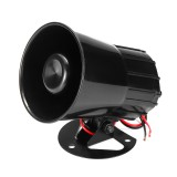 12V Alarm Horn Home Alarm Horn Powerful Sound Car Alarm Horn