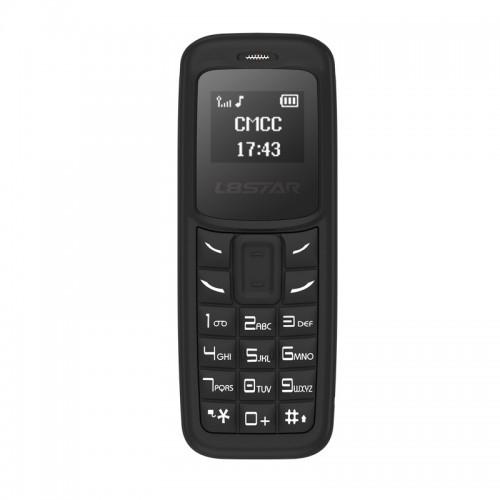 L8Star BM30 0.66 inch OLED 220mAh Bluetooth Dialer Voice Changer MP3 Music Player Mini Card Phone