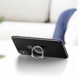 Baseus 360 Rotate Zinc Alloy Ultra-thin Bear Ring Bracket Finger Phone Ring Holder For Smartphone