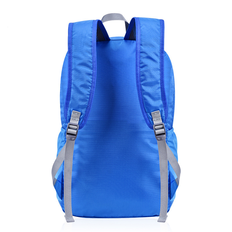 ANMEILU 20L Foldable Backpack Ultralight Outdoor Travel Waterproof Folding School Bag Camping