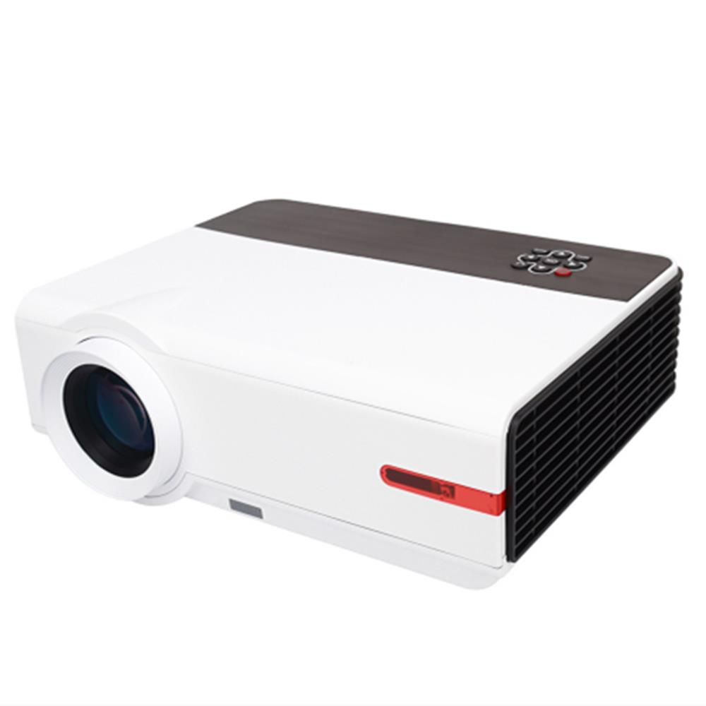 Led Projector 3500 Lumens Beamer 1280 800 Lcd Projector Tv: Rigal Projector RD808A 5500 Lumens HD Projector LED WIFI