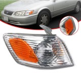 Front Right Side Marker Lights Parking Corner Turn Signal Lamp Cover for Toyota Camry 2000-2001
