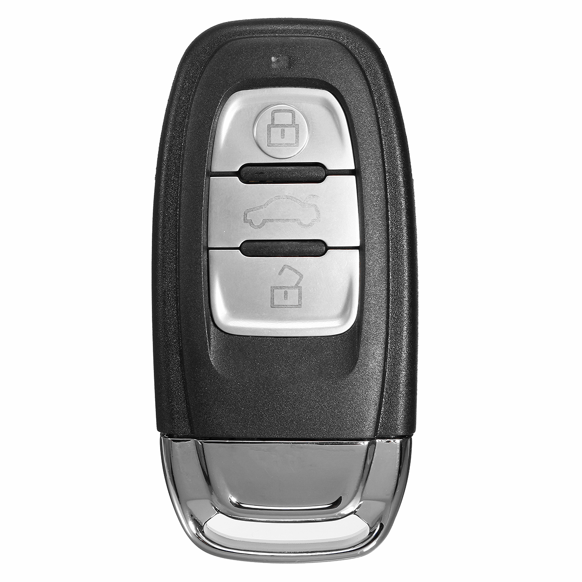 3 Buttons 315MHz Remote Key Fob With Battery For Audi A4