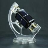 Inclined Type Solar Magnetic Levitation Mendocino Motor Levitating Tilting Stand Educational Model