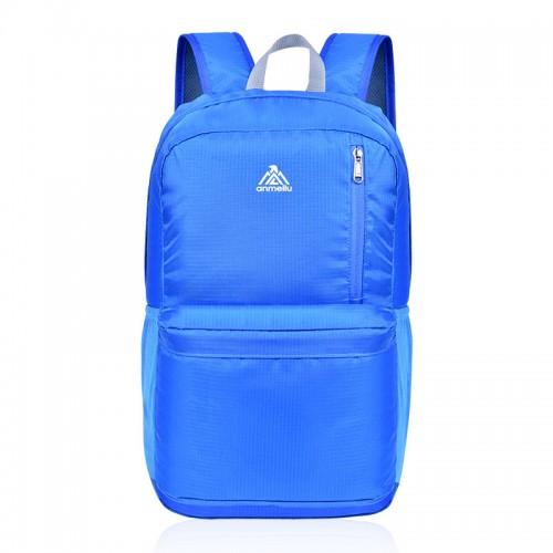 ANMEILU 20L Foldable Backpack Ultralight Outdoor Travel Waterproof Folding School Bag Camping
