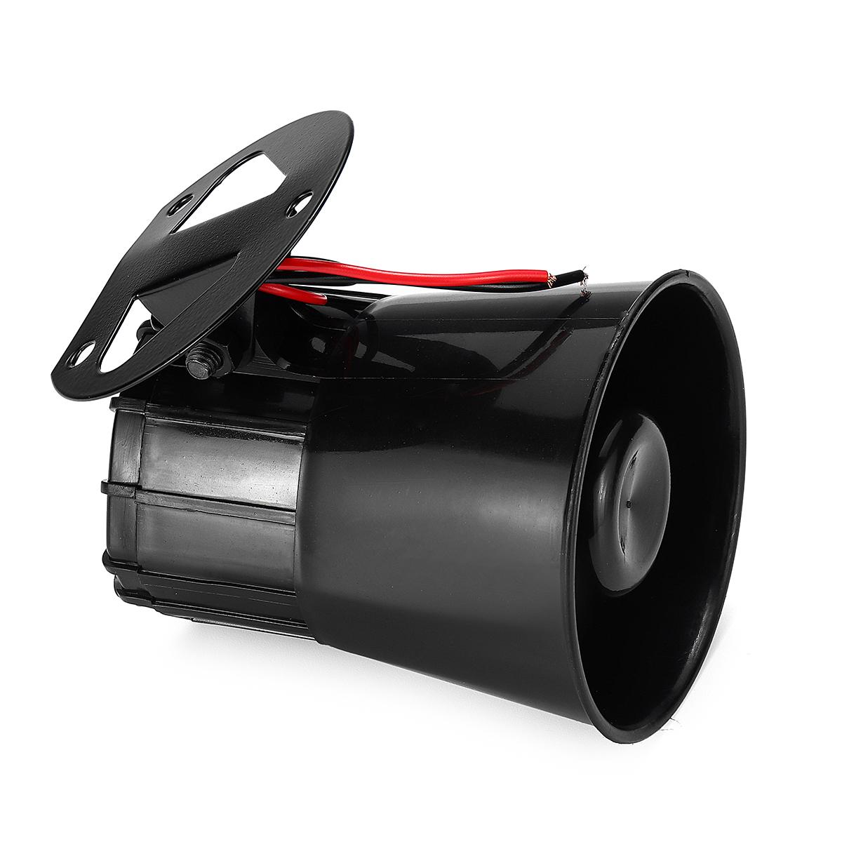 12V Alarm Horn Home Alarm Horn Powerful Sound Car Alarm Horn