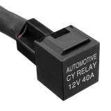 9005 9006 HB4 HB3 HID Xenon Light Extension Strengthening Line Kit Set