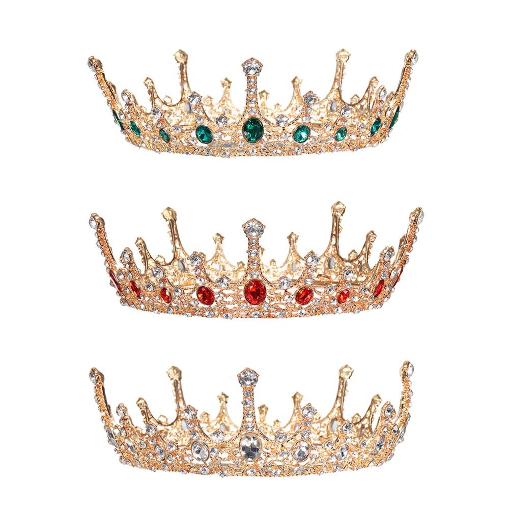Wedding Crown Hair: Wedding Bridal Princess Rhinestone Tiara Crown Headband