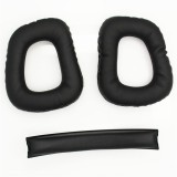LEORY Earpads Headphone Earmuffs Solf Over Ear Earbuds for Logitech G35 G930 G430 F450