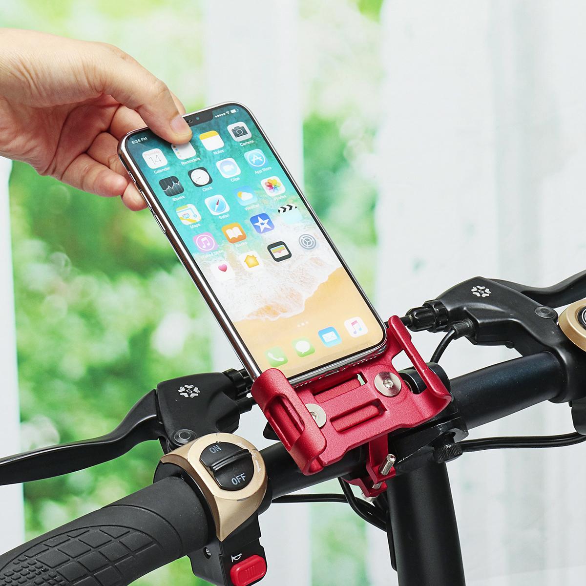 BIKIGHT Xiaomi Electric Scooter Motorcycle E-bike Bike Bicycle Cycling Handlebar Phone Holder