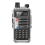 BAOFENG UV5R Plus 128 Channels 400-520MHz 1-6KM Dual Band Two-way Handheld Radio Walkie Talkie