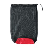 35L Nylon Storage Bags Multifunction Sleeping Compression Bag Waterproof Camping Fishing Net Pack