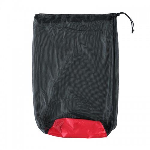 35L Nylon Storage Bags Multifunction Sleeping Compression Bag Waterproof Camping Fishing Net Pack